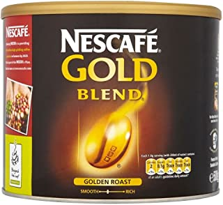 Nescafe Gold Blend Coffee (500g) - Pack of 6
