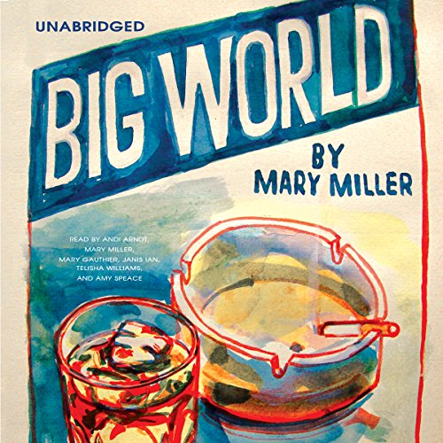 Big World audiobook cover art