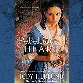 Rebellious Heart audiobook cover art
