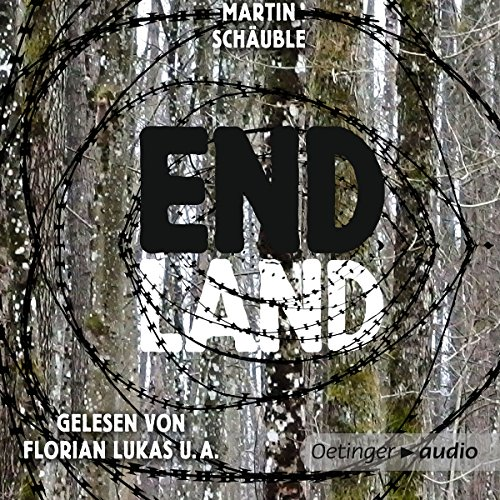 Endland audiobook cover art