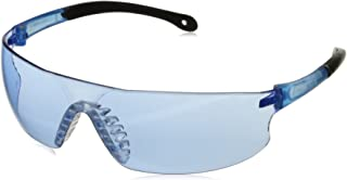 Radians RS1-B Rad-Sequel Rubber Tipped Lightweight Glasses with Light Blue Lens