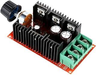 KKmoon 10-50V / 40A / 2000W DC Controlador de velocidad del motor PWM HHO RC Controlador 12V 24V 36V 40V 50V Controlador d...