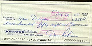 green bay packers personal checks