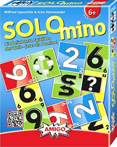 AMIGO 05923 - Kartenspiele - SOLOmino