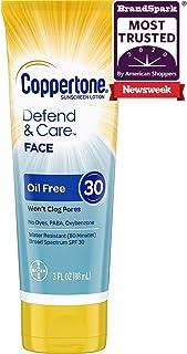 Coppertone Defend