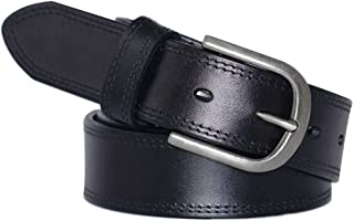 Women's Leather Belt 100% Full Grain Leather Apparel Belt