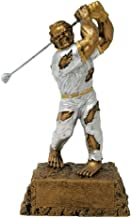 Decade Awards Golf Monster Trophy - Triumphant Beast Golf Award - 6.75 Inch Tall - Customize Now