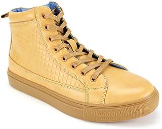 718 Brand 6731 Fashion Sneakers ~ High Top ~ Designer Sneaker