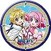 "DOG DAYS"" 缶バッジ シンク&ミルヒオーレ"