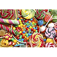 1000-Piece Yeitur Sweet Candy Jigsaw Puzzle