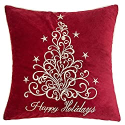 cheap and beautiful christmas pillow covers for holidays these stunning christmas throw pillows are perfect