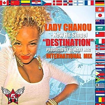 Destination International MIX Prod. by DJ Mary Mac