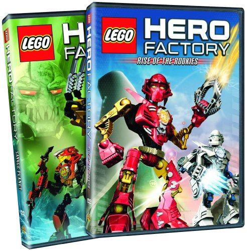 LEGO Hero Factory Savage Planet/Rise of the Rookies (2pk)