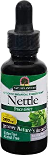 Natures Answer Nettle Leaf Alcohol Free - 1 fl oz (Pack of 2)