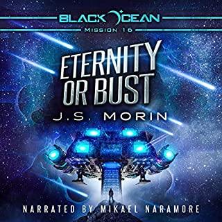 Eternity or Bust audiobook cover art