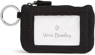 Vera Bradley Women's Wallet Microfiber Zip ID Case