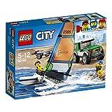 LEGO City - 4x4 con catamarán (60149)