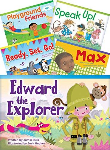 Literary Text Grade 1 Readers Set 2 10-Book Set (Fiction Readers) (Teacher Created Materials Library)