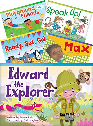 Literary Text Grade 1 Readers Set 2 10-Book Set (Fiction Readers)