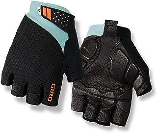 Giro Monaco II Gel Road Bike Gloves (Frost/Charcoal/Vermillion, XX-Large)