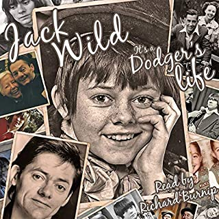 Jack Wild: It's a Dodger's Life cover art