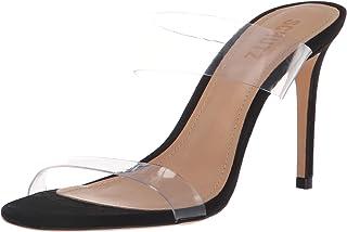 30bda430a83 Amazon.com  SCHUTZ - Heeled Sandals   Sandals  Clothing
