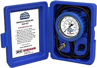 Robinair 42162 Gas Manifold Pressure Test Kit, 0-10