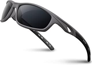 Polarized Sports Sunglasses for Women Men Driving shades Cycling Running Rb833