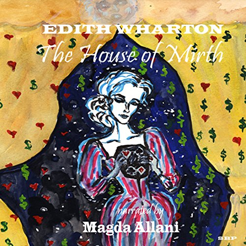 The House of Mirth audiobook cover art