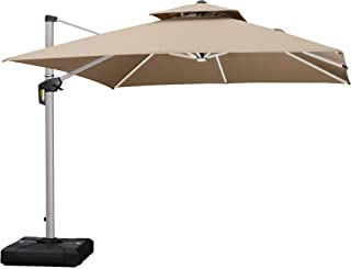 Best outdoor umbrella base with wheels Reviews