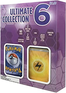 Best pokemon ultimate collection series 4 trading cards Reviews