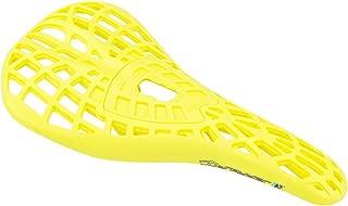 Tioga D-Spyder S-Spec Saddle: Pivotal Neon Yellow