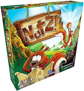 Nutz Blue Orange  Game