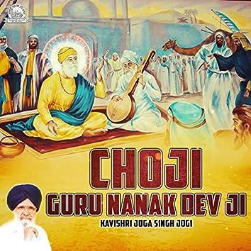 Choji Guru Nanak Dev Ji