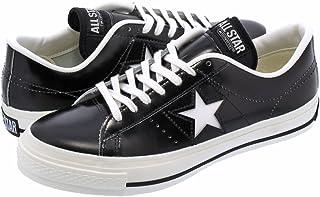 [コンバース] ONE STAR J BLACK/WHITE 【MADE IN JAPAN】 【日本製】