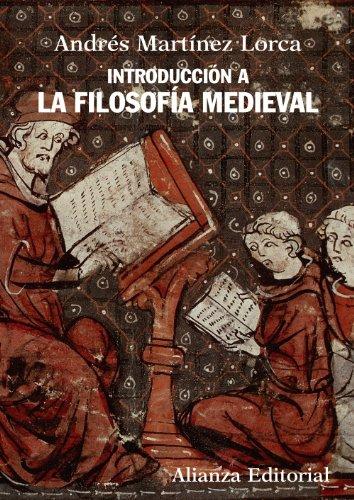 Introducción a la filosofía medieval (El Libro Universitario - Manuales)