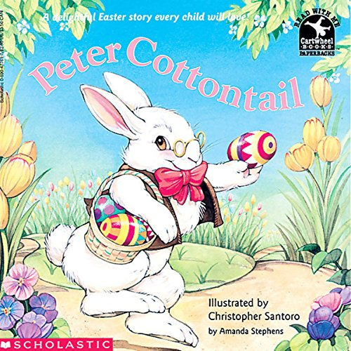 Peter Cottontail audiobook cover art
