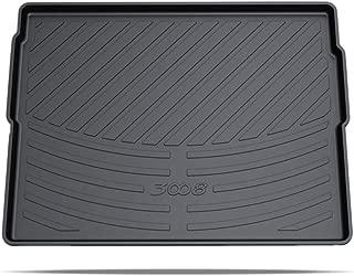 Rey Alfombrillas/® Alfombrillas Peugeot 3008 a Medida Logo 2009-2016