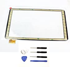 findmall New Touch Screen Digitizer Panel for DigiLand DL1008M 10.1