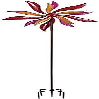 """Sunset Vista Designs Brisa Spinner Garden Stake, 72"""""""