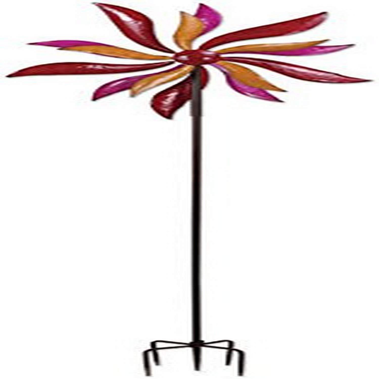 Amazon.com: Sunset Vista Designs Brisa Spinner Garden Stake, 12