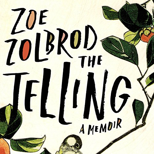 The Telling audiobook cover art
