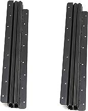 2 STKS Lade Slide Rail, Volledige Extension Heavy Push-Pull Kogellager Drie-Sectie Track, underpin Installatie van Trappen...