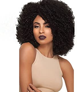 Lace Front Wig by Outre, Black Colour 1B. Big Beautiful Hair range 4A-Kinky