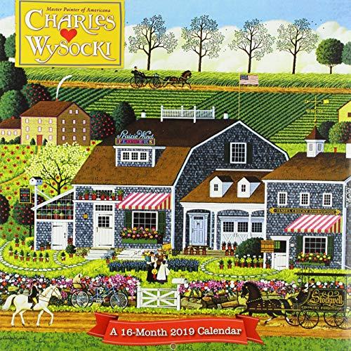 Charles Wysocki 2019 Calendar