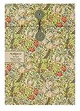 Morris & Co. Heathcote & Ivory Golden Lily - Confezione da 5 foglietti profumati per cassetti