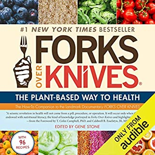 Forks over Knives: The Plant-Based Way to Health cover art