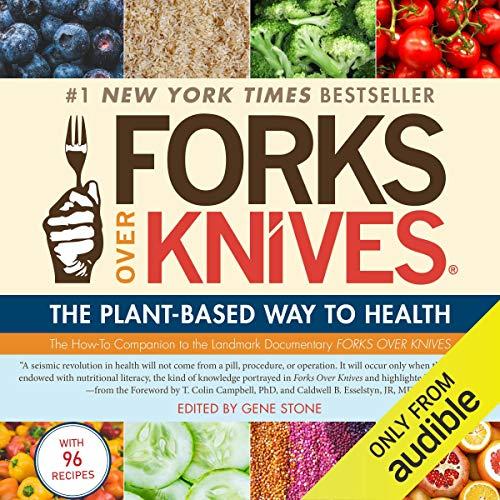 Bargain Audio Book - Forks over Knives