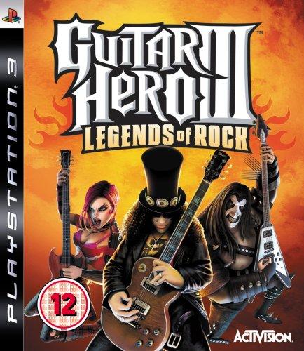 Guitar Hero 3: Legends of Rock - Game Only [Edizione: Regno Unito]