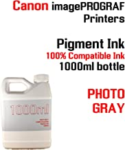 Photo Gray Pigment Ink 1000ml - CANON imagePROGRAF...